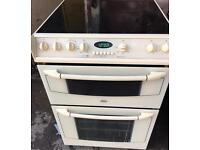 Cream belling electric cooker 60cm