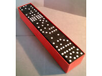 Greyhound Brand Dominoes By Spears Complete Boxed