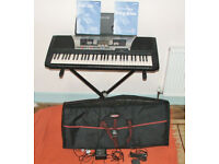YAMAHA PSR 350 KEYBOARD (EXCELLENT CONDITION)