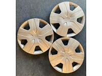 "Wheel trim genuine size 16"" for Honda Civic"