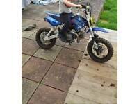 Pitboss ctx125 pit bike 125cc pit bike