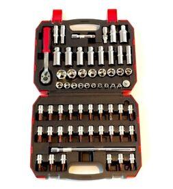 """61pcs 3/8"""" DR Socket Ratchet kit"""