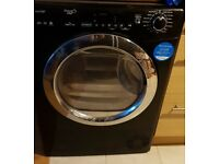 *like new condenser tumble dryer candy grand vita 9kg drying capacity class A++ no need water pipes