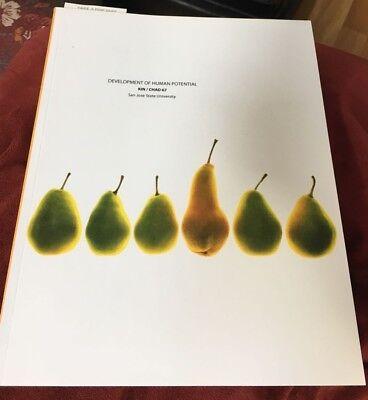 Human Motor Development: A Lifespan Approach (7th Edition) SJSU KIN/ChAD