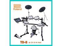 Roland TD8 V-drums