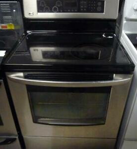 149-   Cuisinière Four LG STAINLESS CONVECTION Stove Oven Range