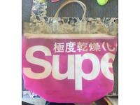 Superdry Jelly Whopper Tote Bag