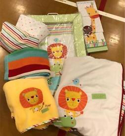 Next baby Safari Bedding Set