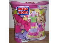 Mega Bloks – Bag of First Builder Blocks - £7