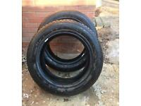 Bargain 225 55 19 Goodyear tyres