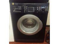 Bosch black edition washing machine