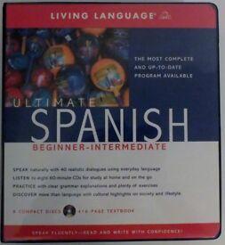 Living Language Ultimate Spanish Beginner - Intermediate