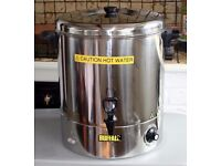 Buffalo 30 Ltr Manual Fill Water Boiler Urn
