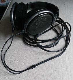 Sennheiser HD650 reference headphones