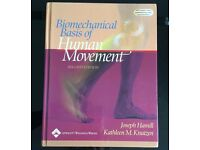 Biomechanical Basis of Human Movement 2nd Edition Hamill & Knutzen
