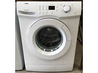Refurbished Zanussi 6kg Washing Machine - 3 Month Warranty - Delivery Available - £120