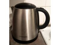 Stainless Steel Kettle £5