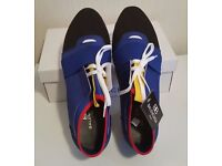 NEW BALENCIAGA ESSENTIALS TRAINERS - NEW WITH BOX & DUST BAG - UK SIZE: 10