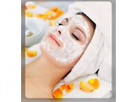 Mobile beauty therapist therapy wax facial manicure pedicure shellac nails beautician at home