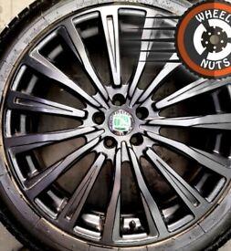 "20"" Rangerover Evoque Discovery Sport Hawke Chayton alloys excel cond excel tyres."