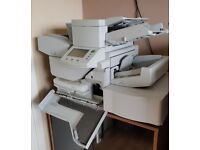 Neopost SL60, paper folding/inserting machine, brochure mail, etc.