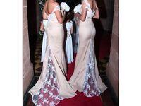 Bridesmaid Hand Made Dress