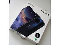 Nokia 5.4 (Purple) unlocked mobile phone