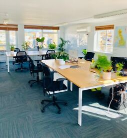 Bright offices to rent with stunning views and balcony overlooking sea and city