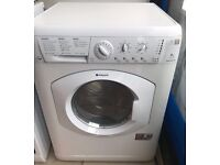 HOTPOINT 7kg washer dryer 1400 spin £140 good condition