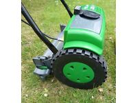 GTech CM01 Rechargeable Cordless Cylinder Lawn Mower (Like New)