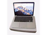 "Apple Macbook Pro retina display 13"" 128gb 2.4GHz (Late 2013)"