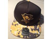 Pittsburgh penguins SnapBack hat cap (BRAND NEW)