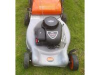 Fully Serviced Briggs and Stratton Petrol Lawnmower