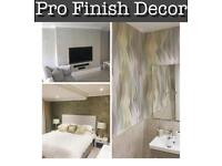 Pro Finish Decor - bespoke painting and decorating