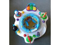Baby Einstein Rhythm of the Reef activity saucer - as new without box