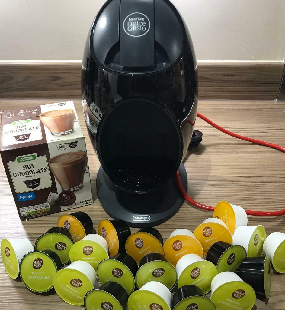 Largest Collect About Nescafe Dolce Gusto Capsules Asda