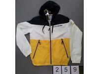 BODY GLOVE Clear Hooded Jacket