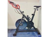 Kettler SR2 Race Cycle - Exercise Spinning Bike