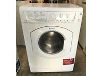 7kg Hotpoint WDL540 New Model Washer & Dryer (Fully Working & 4 Month Warranty)