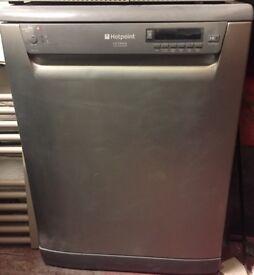 Hotpoint dishwasher model no. FDD914