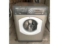 8KG HOTPOINT WMD962 SUPER SILENT MACHINE WITH WARRANTY & FREE DELIVERY
