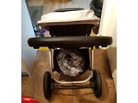Ickle Bubble Pushchair