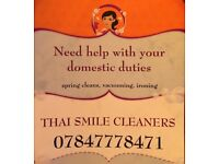 Thai Smile Cleaners