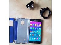 Unlocked Samsung Note 4 SM-N910P very good condition