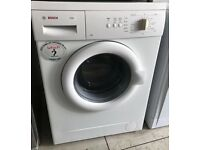 BOSCH Maxx 7kg washing machine 1200 spin £100 good condition