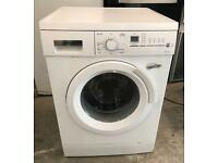 8KG SIEMENS WHITE DIGITAL MACHINE WITH WARRANTY & FREE DELIVERY