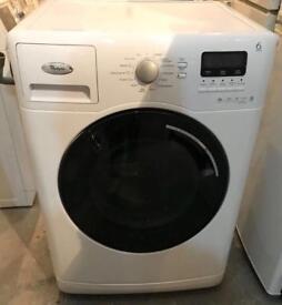 8kg Whirlpool AWOE8758 Digital Fully Working Washing Machine with 4 Month Warranty