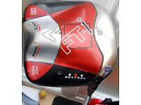 Callaway FT-i driver S flex with head cover £27