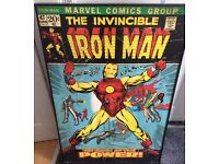 Marvel Iron Man Picture