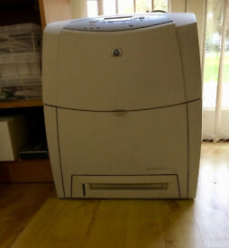 FREE HP Colour Laserjet 4600n